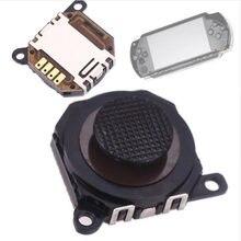 1 pçs 3d analógico joystick polegar vara apertos boné botão módulo de controle substituição reparação parte para sony psp 1000 1004 1008 psp1000