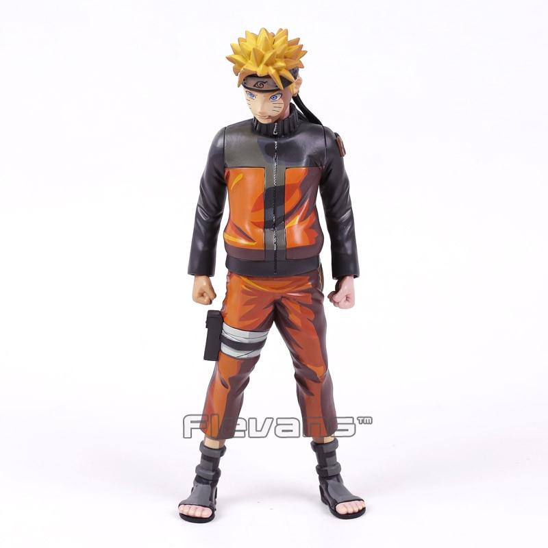 Anime Naruto Shippuden Master Stars Piese MSP Uzumaki Naruto Manga Dimensions PVC Figure Collectible Model Toy 24cm ...