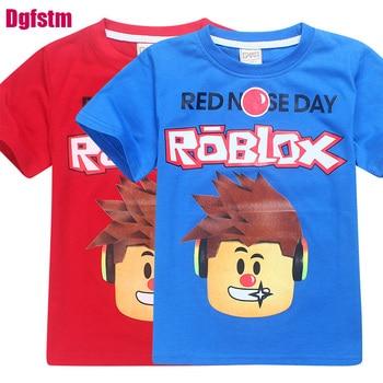 Детская футболка для мальчиков на день рождения топы для девочек, футболки с рисунком «пять ночей с Фредди», футболка детская одежда футбол... >> Dgfstm Store