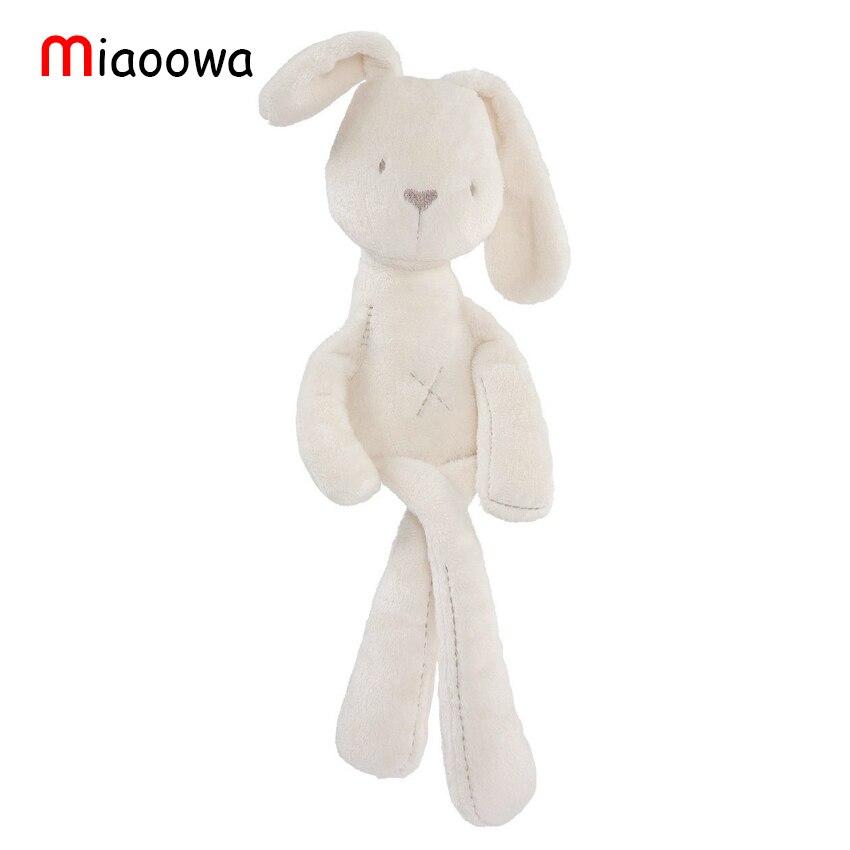 mamas обувь 50cm Mamas & Papas baby rabbit sleeping comfort doll plush toys Millie & Boris Smooth Obedient Rabbit  Sleep Calm Doll