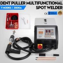 3500A панель автомобиля Spot Puller Dent Spotter кузова автомобиля 7 режимов доступны 3500Amp