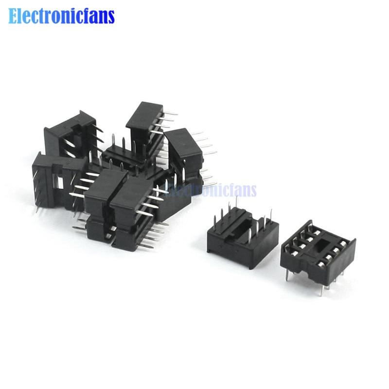 20Pcs 40 Pin DIP SIP Solder Type Socket IC Socket Adaptor