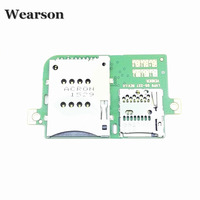 For Lenovo A7600 HV A7600HV Sim SD Board New A7600 Sim Card Board Free Shipping With