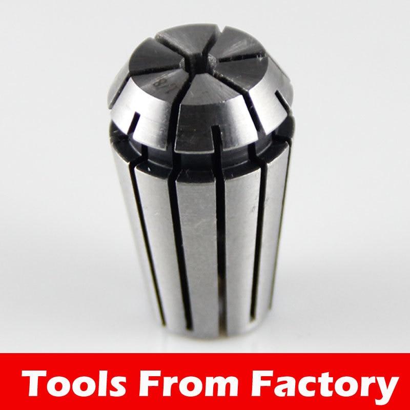1 vnt CNC ER11 6.35mm ER įpjovos griebtuvas CNC frezavimo įrankiui. - Staklės ir priedai - Nuotrauka 2