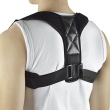 5309e7111eee3 New Adjustable Neoprene Posture Corrector Corset Back Support Brace Band  Belt Orthopedic Fitness Vest Posture Correct