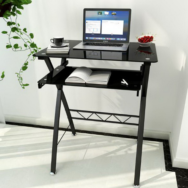 250634/60cm small apartment computer desk / home single desk ...