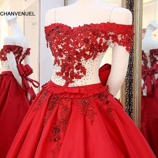 Robe soiree corset longue