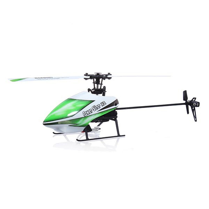 New Hot WLtoys V930 Power Star X2 4CH 6-Axis Gyro Brushless Flybarless RC Helicopter RTF Mode 2 Remote Control Toys Models купить