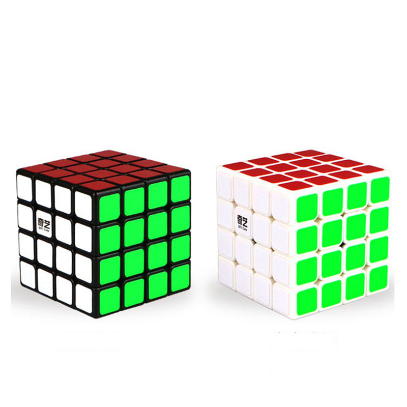 Magic Cubes Professional 4x4x4 6.2CM Sticker Speed Twist Puzzle Toys for Children Learning Magic Cubes Professional 4x4x4 6.2CM Sticker Speed Twist Puzzle Toys for Children Learning