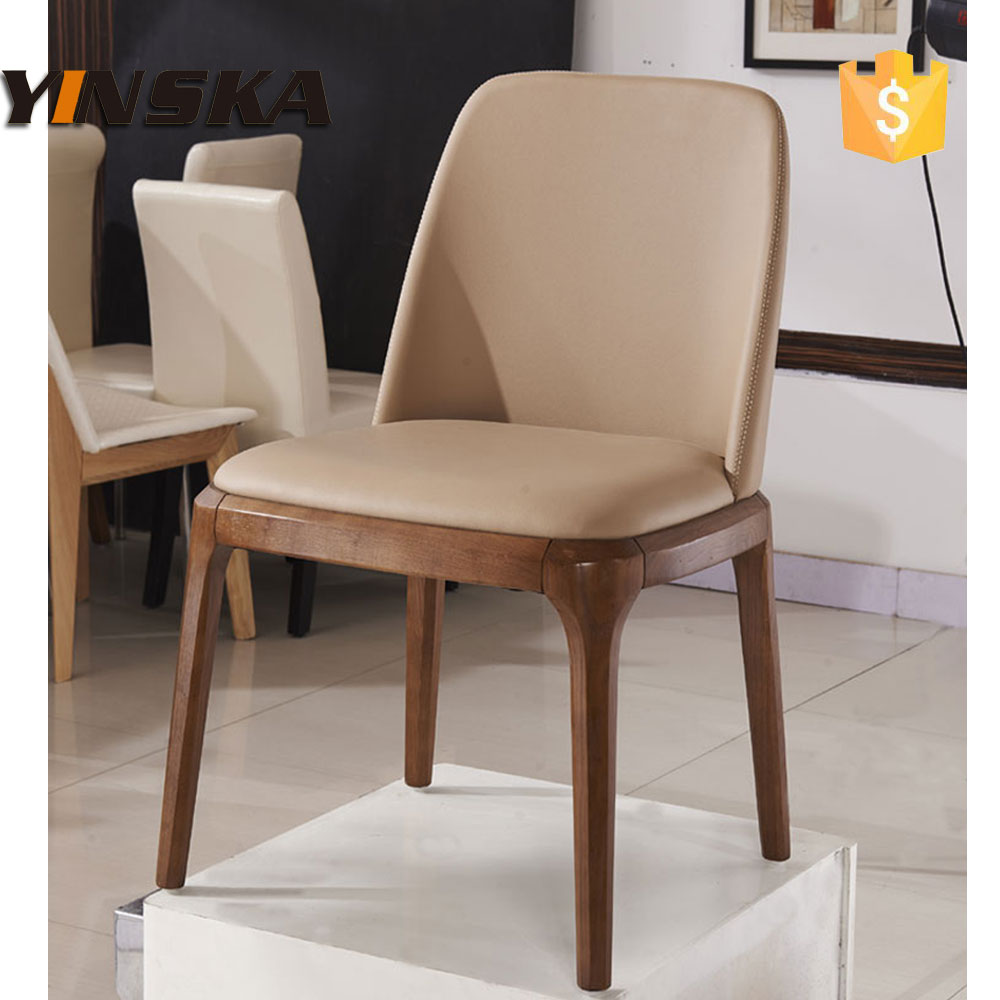Maestro muebles para el hogar de madera maciza italiano de cuero ...