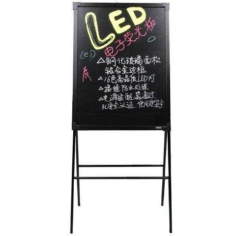 deli 8733 led placa de escrita 20x28