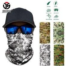 3D Cp Camouflage Multicam Senza Soluzione di Continuità Balaclava Magia Sciarpa  di Collo Viso Maschera Warmer Ski Scudo Anti-Uv .. 193f5e8b8452