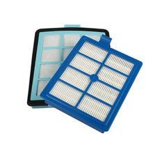 1 шт. воздухозаборник HEPA Фильтр + 1 шт. вентиляционных отверстий фильтр для philips FC8766 FC8767 FC8760 FC8764 пылесос запасных частей