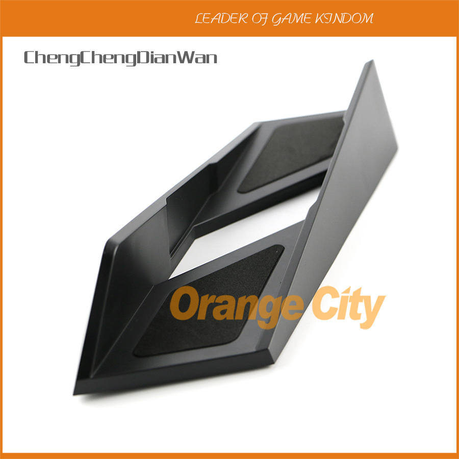 ChengChengDianWan Vertical Holder Dock Mount Bracket Cradle Magic vertical Stand Support Cooling Base For PS4 Gaming Console
