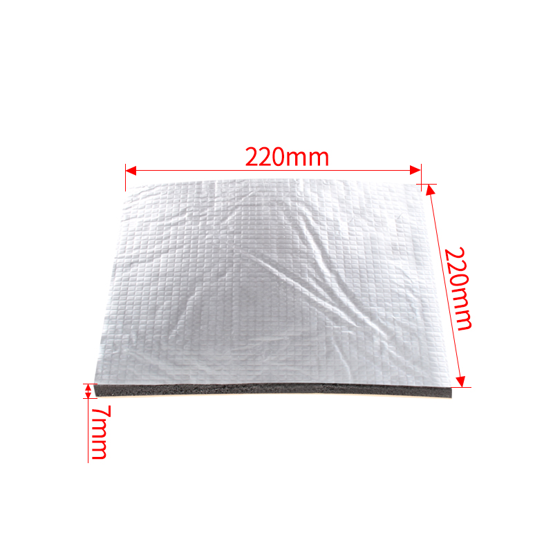 Heat Paper Insulation Cotton Foil and Self-adhesive 3D Printer Heat-bed Sticker as 3D Printer Parts 2