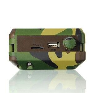 Image 5 - SGODDE kamuflaj 48W elektrikli av tuzağı hoparlör kuş arayan Predator ses MP3 çalar kuş tuzak uzaktan kumanda ile ürünler