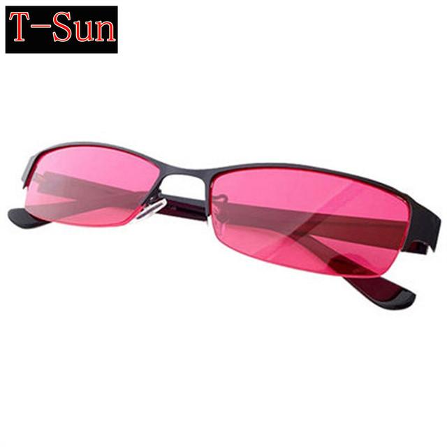 Daltônico Óculos Daltônico Corretivas Exame Daltônico Óculos Dos Homens Das Mulheres óculos de Sol Óculos Óculos de Motorista