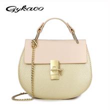 PU Leather Casual Handbag