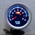 Автомобиль светодиод, просвечивающий тахометр метр rpm с держателем