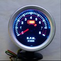 car led shining tachometer meter rpm with holder
