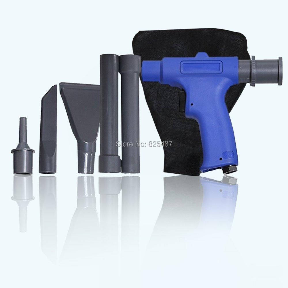24 set Comodi kit di pistola a soffio d'aria per soffiaggio e - Utensili elettrici - Fotografia 6