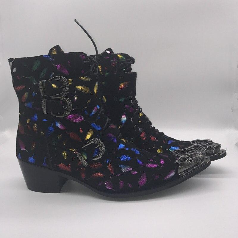 De Hommes Hiver Courtes Chaussures Automne Haute En 01 Nouveau Taille Cuir Armée 46 Color 02 Britannique Mabaiwan Véritable 38 color Bottes Qualité Cheville TK1cFJl