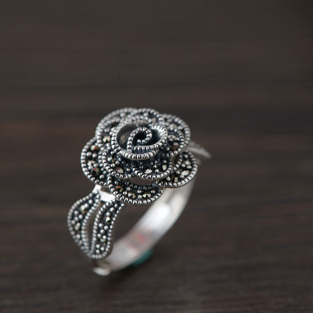 elegant silver products original vintage freshwater women sterling for rings jewelry pearls
