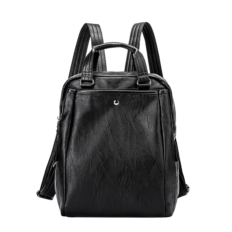 Aliexpress.com : Buy Genuine Leather Backpack Women Bag Leather ...