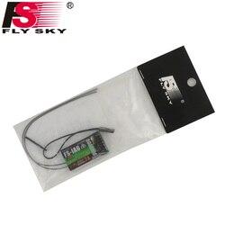 Flysky FS iA6 odbiornik 6CH 2.4G odbiornik telemetryczny kompatybilny Flysky i4 i6 i10 GT2E GT2F GT2G nadajnik w Części i akcesoria od Zabawki i hobby na