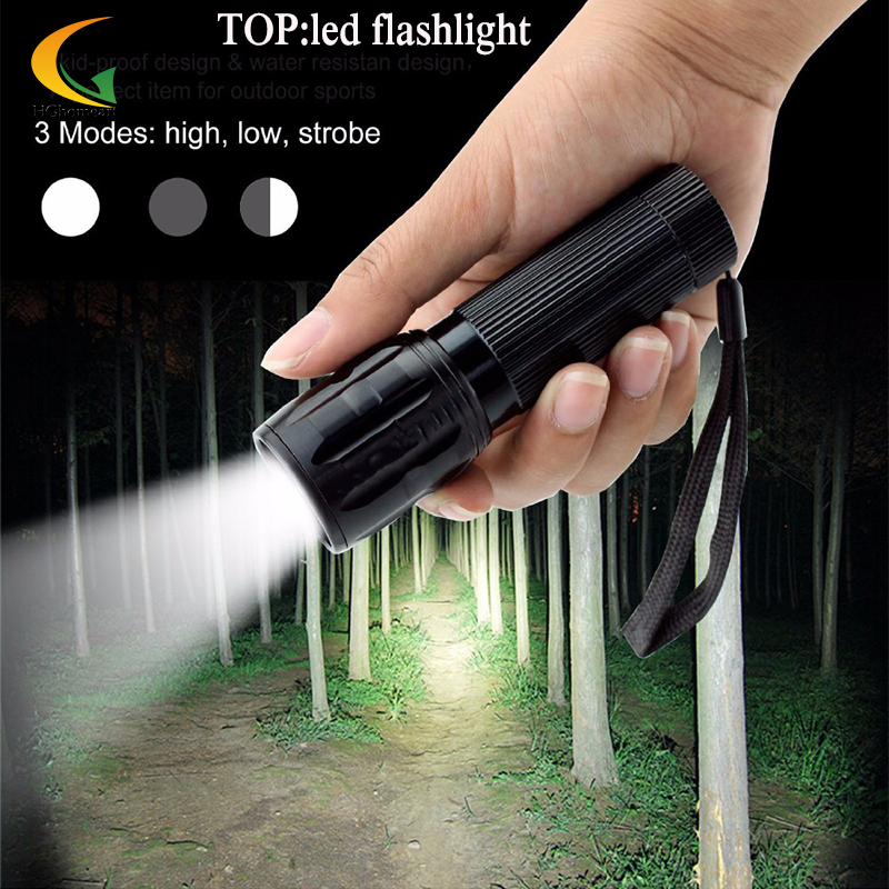 LED Flashlight torch Torch Lanterna Tactical Penlight Zoomable In Out Lights Lamp Q5 600 Zoom Light 3 in 1 multi function flashlight led flashlight tactical flashlight led torch zoomable light for hiking camping lights