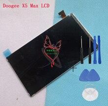 Doogee x5 max lcd display original neue hohe qualität lcd display für doogee x5 max pro, X5 Max Kostenloser Versand + Werkzeuge