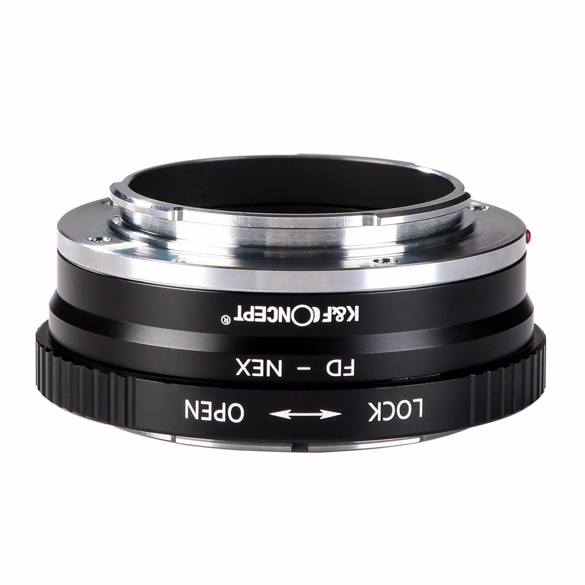 K & F koncept Alt-kobber interface høj præcision objektiv adapter - Kamera og foto - Foto 2