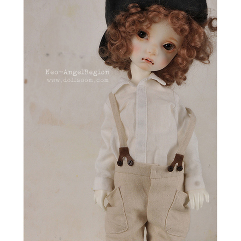 New arrival Soom imda3.0 nicole 1/6 yosd girl boy body resin figures body model reborn boys eyes High Quality toys shop