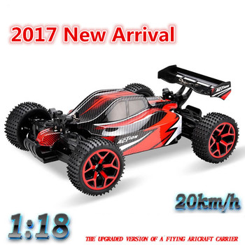 Stunt drift RC car GS06B 1/18 2.4G 20KM/H 4WD RC Car with Anti-vibration System powerful Electric high speed cars toys vs 94480