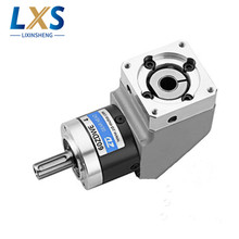 цена на ZD High Precision Planetary Gear Box Servo Stepping Motor Reduction Machine 60ZDWE Right Angle Gearbox Reduction Ratio 3 Stage
