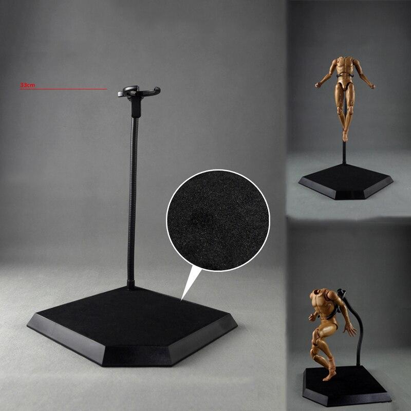 Support Présentoir en métal hauteur réglable pour Figurines 1//6 Hot Toys