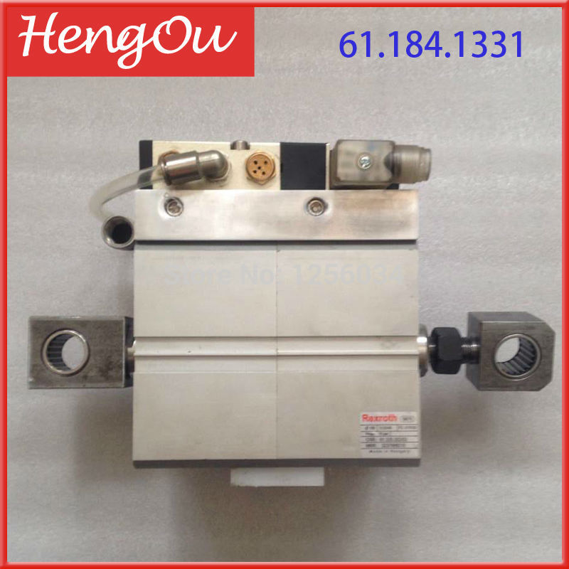 1 piece DHL free shipping 61.184.1331 cylinder valve for heidelberg SM102, SM-102 Combined pressure cylinder 1 piece dhl free shipping mv 022 730 01 heidelberg sm52 gear shaft g2 030 201 r2 030 207 mv 101 755 02
