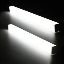 Акриловая современные комнаты настенный освещения зеркало светильник ванной света светодиодные водонепроницаемый