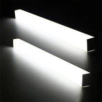 Modern Led Mirror Light 7W 8W 10W Waterproof Wall Lamp Fixture AC110V 220V Acrylic Wall Mounted