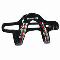 Bottle Cage Road Bike Mountain Bike 3k Gloss Cycling Carbon Fibre Bicycle Bottle Cage Bike Cage