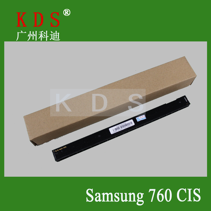 10 pcs/lot printer spare parts for Samsung 650/760 laserjet parts Scanner in china scanner for samsung 760 650 cis contact image sensors new printer spare part used in black free shipping