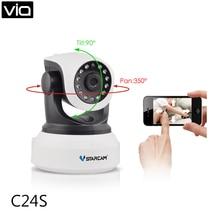 VStarcam C24S Бесплатная доставка 1080 P HD безопасности беспроводной связи, ip-камеры wifii ИК-ночного видения аудио запись сети
