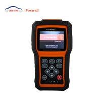 FOXWELL NT500 Tam Sistem OBD2 Araba Tanı-Aracı ABS SRS Hava Yastığı Çarpışma Verileri SAS EPB Yağ Servis Sıfırlama Otomatik teşhis Tarayıcı