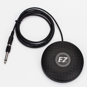 Image 3 - EZ Pro design Solid Foot Switch with RCA 6.35 mm Connect Adapter for Normal Tattoo Machine Power  Supply