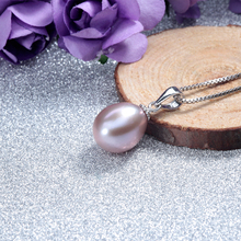 Women genuine freshwater pearl jewelry (4 colors)