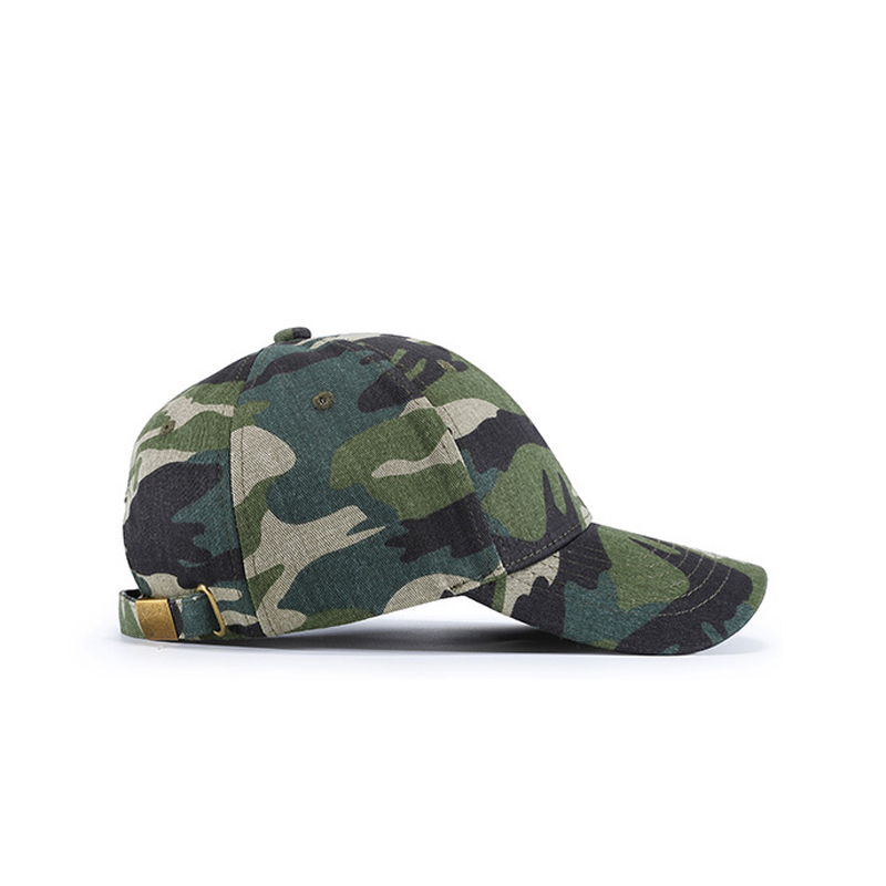 66006ff226c WUKE New Camo Baseball Caps Men s Snapback Hats Gorras Militares Hombre  Army Camouflage Caps Women Adjustable Baseball Caps-in Baseball Caps from  Apparel ...
