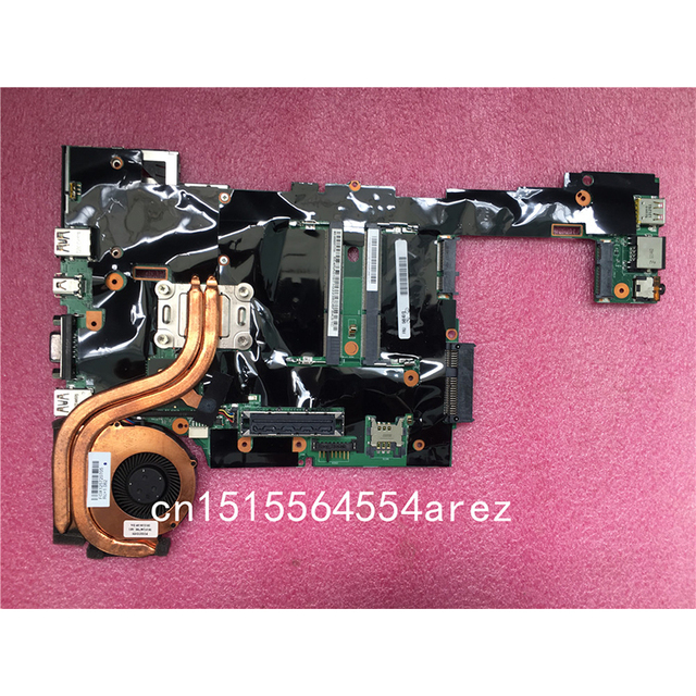 US $123 0 |original laptop Lenovo ThinkPad X230 X230i motherboard mainboard  i7 i7 3520M CPU FRU 04X4513-in Motherboards from Computer & Office on