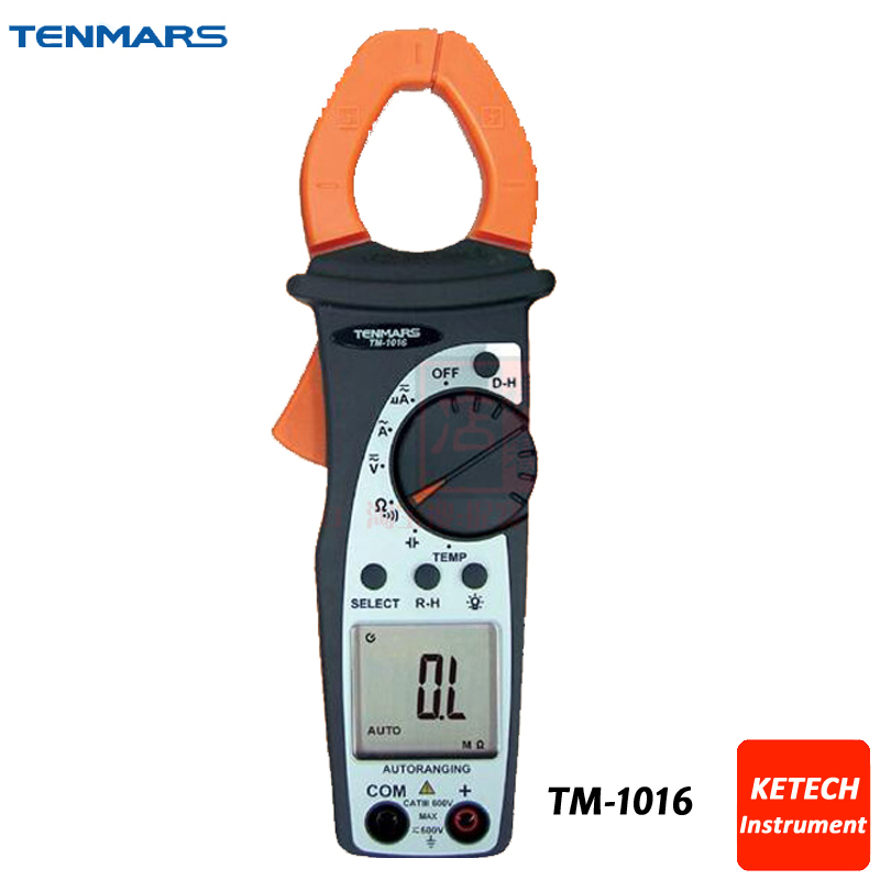 Double Injection Outer AC Current 400A HVAC Autoranging AC Clamp Meter TM1016Double Injection Outer AC Current 400A HVAC Autoranging AC Clamp Meter TM1016