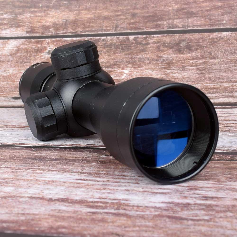 Novo tático 4x32 ar rifle óptica sniper