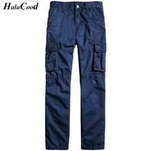Male Fashion Sexy Quality Brand Plus Size 38 Cotton Pants Casual Pants Men Clothing Military Army Green Mens Joggers Fat Pants